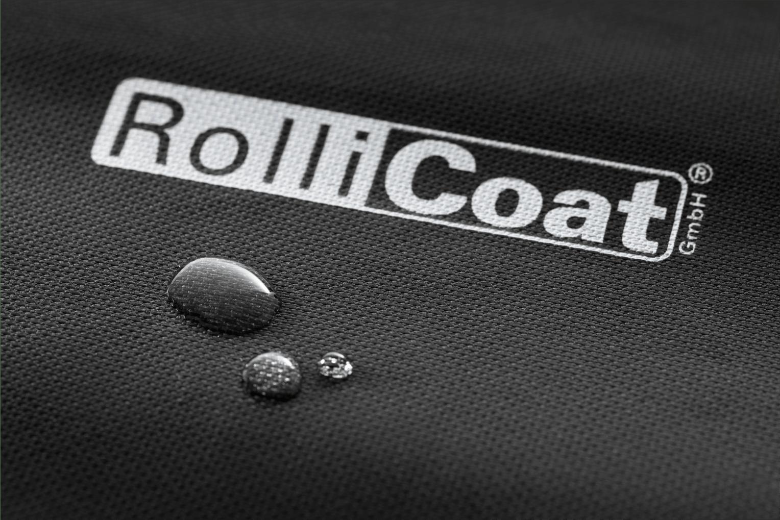 Rollicoat | wasserfestes Material